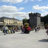New Canal Square in Kilkenny, Ireland
