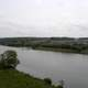 Overlooking the River Bann in Coleraine, Ireland
