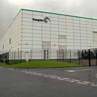 Seagate production facility in Derry, Ireland