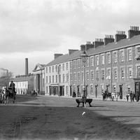 The Edenderry area of Portadown in the early 1900s in Ireland