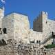 Tower of David stone structure in Jerusalem, Israel