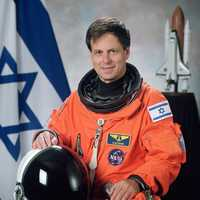 Ilan Ramon, an Astronaut from Israel