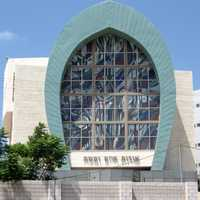 Orot Haim yeshiva building and Architecture in Ashdod, Israel