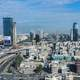 Urban Cityscape with buildings in Tel-Aviv, Israel