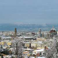 Florence in the Winter