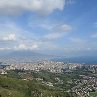 View of Naples and the Gulf