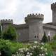 Castle of Rocca Pia in Tivoli, Italy
