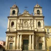 Church of Saint Dominic, Piazza San Domenico