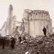 Image of the 1908 Messina earthquake aftermath in Italy