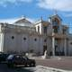 Manfredonia Cathedral building in Italy