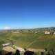 Panoramic View of Farmland from on high