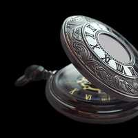 Pocket Watch Detail