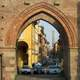 Porta Maggiore, One of the Gates of Bologna, Italy