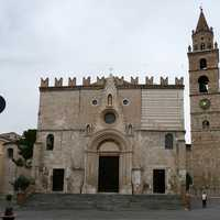Teramo Cathedral in Italy