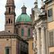 The Baroque church of San Giorgio in Reggio Emilia, Italy