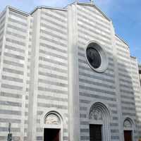 The Church Our Lady of the Assumption in La Spezia, Italy