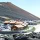 Sapienza Tourist Refuge on Mount Etna