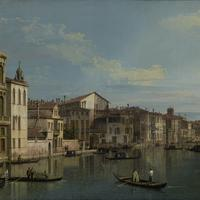 Grand Canal in 1738
