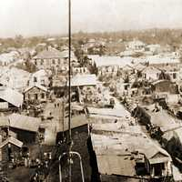Kingston, Jamaica after 1907 Earthquake