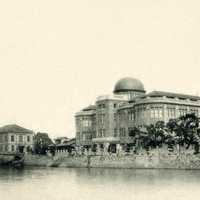 Hiroshima Commercial Museum 1915 in Japan
