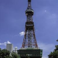 Sapporo TV Tower , Japan