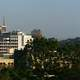 Nairobi panorama in Kenya