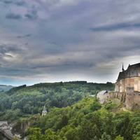 Castle Near Luxembourg