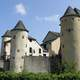 Chateau Castle in Luxembourg