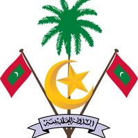 Emblem of the Maldives