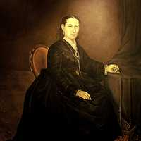 Portrait of Margarita Maza de Juárez in Mexico City
