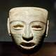 Marble Mask of Teotihuacan, Mexico