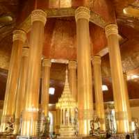 Interior View of Tooth Relic Pagoda