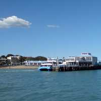Ferry Transport in Auckland, New Zealand