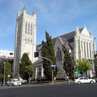 St Matthew-in-the-City, an Anglican Church in Auckland