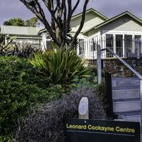 Leonard Cockayne Center in Wellington, New Zealand