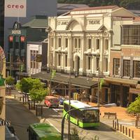 St. James Theatre on Courtenay Place in Wellington, New Zealand