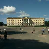 Royal Palace and Plaza