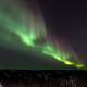 Night Sky with Northern Lights