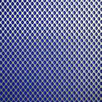 Blue Beads Background