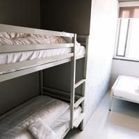 Bunk Beds inside a Room