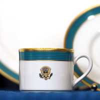 Chinaware in Obamas Service