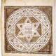 Decorated Star of David