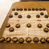 Full Chinese Chess Board