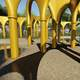 Golden Arches of Auravana circular city project