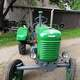 Green Tractor machine