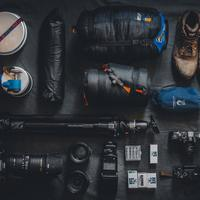 Hiking and Camera Gear