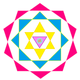 Kriya chakra triangles and circles