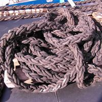 Large Rope on the Boat