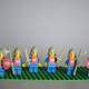 Lego Toy soldiers