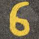 Yellow Number 6